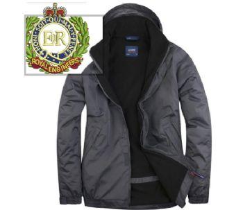Winter Jacket Black/Grey Jacket SALE